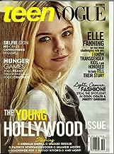 Teen Vogue October 2015 Elle Fanning