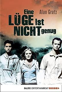 Eine Lüge ist nicht genug (German Edition)
