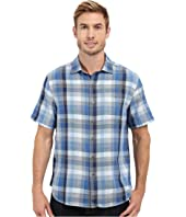 Tommy Bahama - Plaid De La Mer Woven Shirt