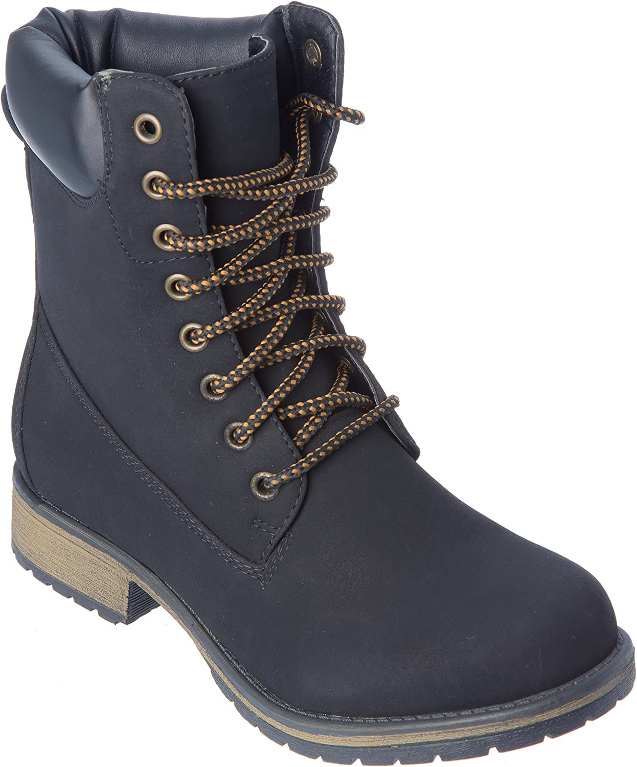 Nature Breeze Womans Western Ankle Boots Modern, Casual Fashion shoes
