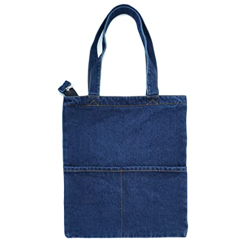 8535b04ca55 Denim Tote Bags: Amazon.com