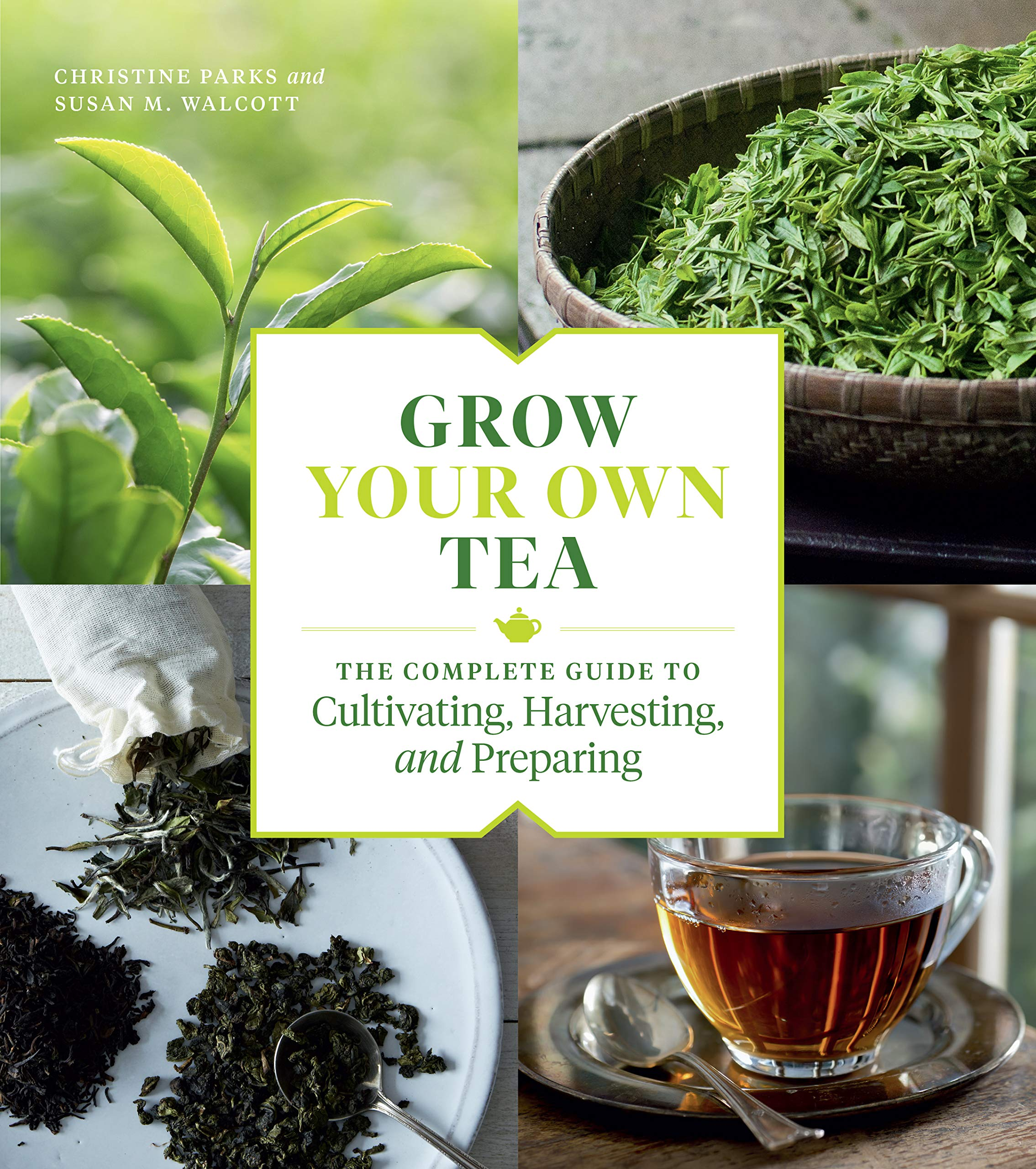 Image OfGrow Your Own Tea: The Complete Guide To Cultivating, Harvesting, And Preparing