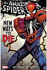 Spider-Man: New Ways To Die Kindle Edition