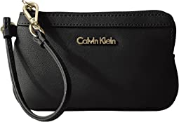 Calvin Klein - Saffiano Wristlet Item