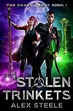 Stolen Trinkets: An Urban Fantasy Buddy Cop Thriller (The Chaos Mages Book 1)