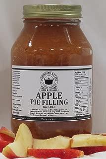 Apple Pie Filling, 36 oz