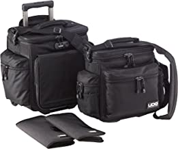 UDG Ultimate SlingBag Trolley Set DeLuxe Black U9679BL MK2