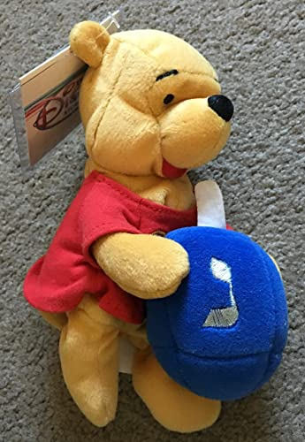 Disney - Winnie the Pooh Hanukkah Mini Bean Bag 8 by Beanies