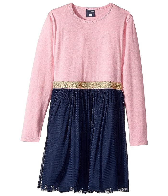 Vintage Style Children's Clothing: Girls, Boys, Baby, Toddler Toobydoo Tulle Party Dress InfantToddlerLittle KidsBig Kids PinkNavy Girls Dress $45.00 AT vintagedancer.com