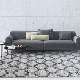 Best black and white cheetah rug Reviews