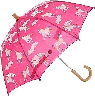 Hatley Girls' Little Printed Umbrellas