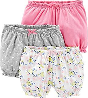 Simple Joys by Carter's Paquete de 3 pantalones cortos