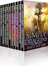 Simply Dragons: An 10 Book Dragon Romance Bundle