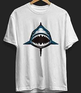 Shark T-shirt Super Sentai Logo T Shirt Long Sleeve Sweatshirt Hoodie for Men and Women