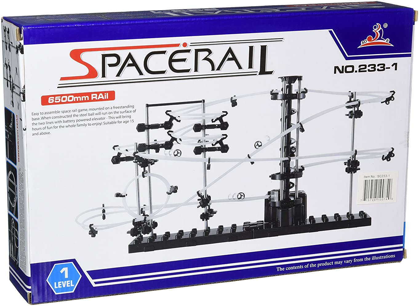 Spacerails 6,500mm Level 1 Game
