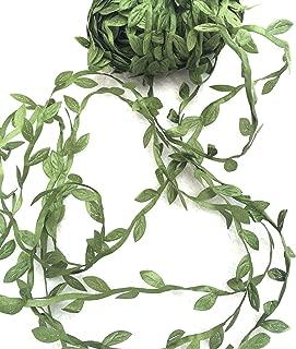 diy leaf headband