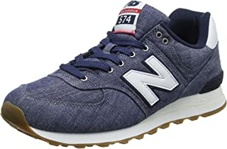 new balance 10 navy homme wh