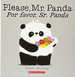 Please, Mr. Panda / Por favor, Sr. Panda (Spanish Edition)