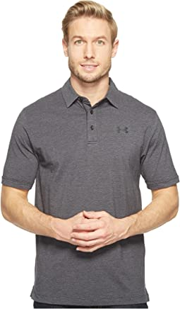 UA Tac Charged Cotton Polo Shirt