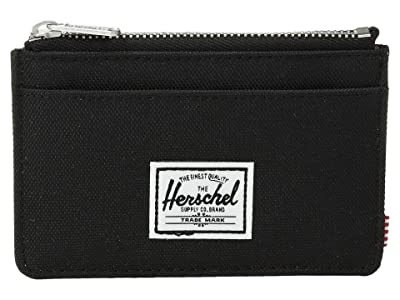 Herschel Supply Co. Oscar RFID (Black) Wallet Handbags