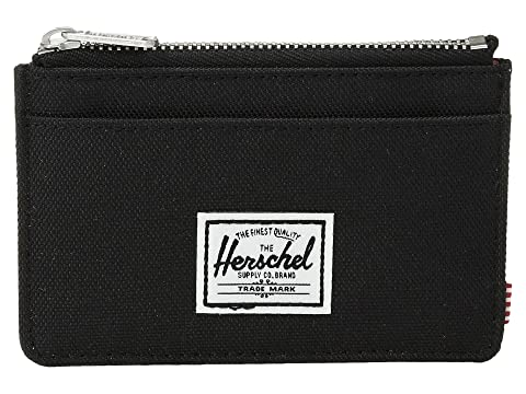 Herschel Supply Negro RFID Co Oscar qn1fvq68