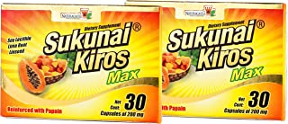 Sukunai Kiros Max 2 Packs the Original From Mexico Lose Weigth Now