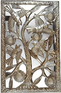 Wall Sconce Light Cover Tree of Life, Luminaria 14 x 9 x 5 Inches