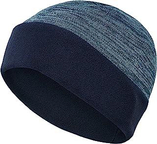 Arcweg Winter Fleece Hat Thermal Windproof Skull Hat Soft Beanie Hat Watch Cap Head Warmer for Adults Men Women Sports Fis...