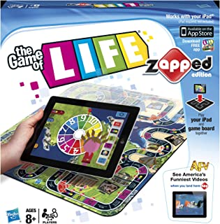 life zapped game