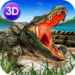 Ninja Assassin Alligator Warrior KungFu Fighting Game: Angry Crocodile Attack