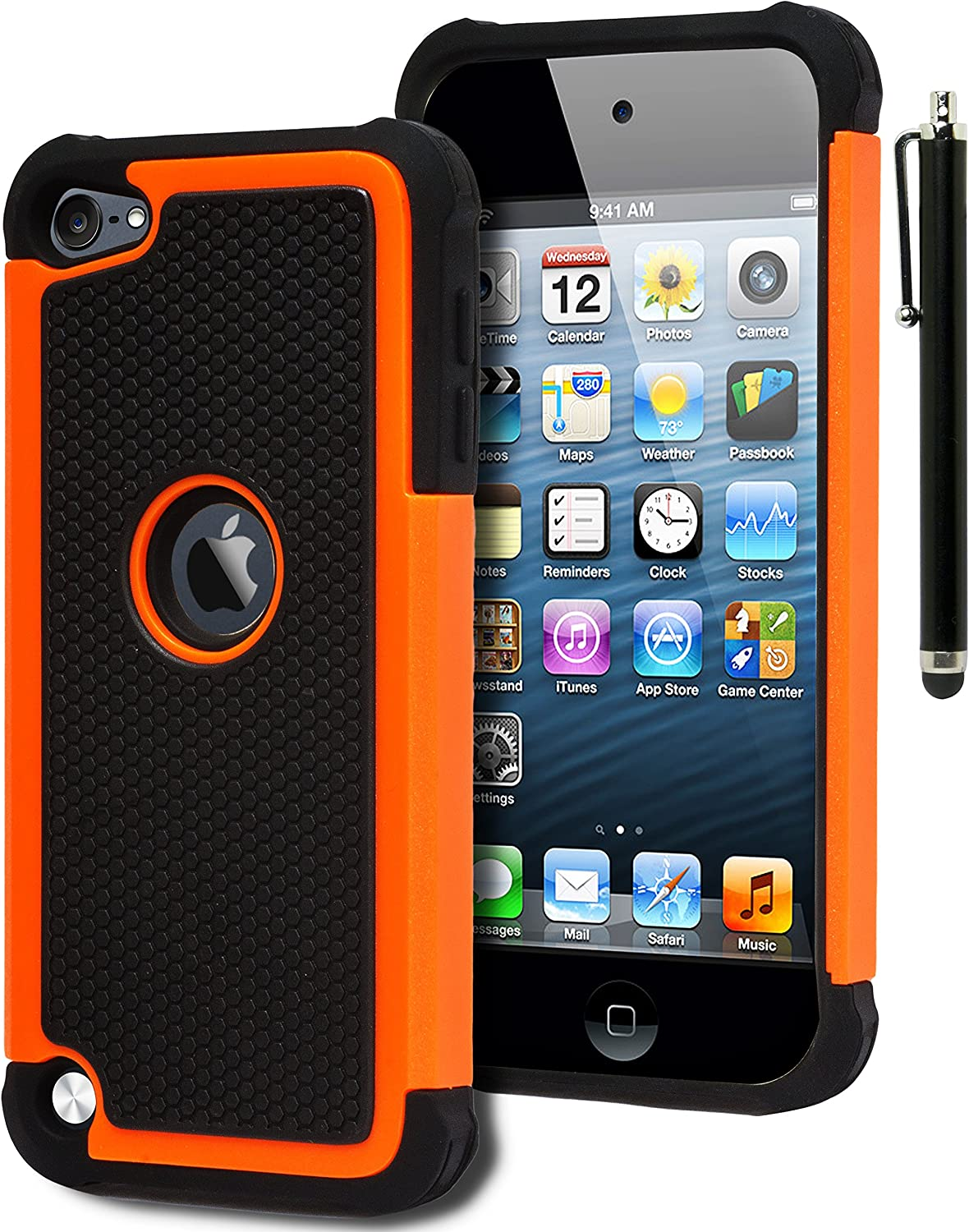 iPod Touch 5 6 Case shop Selling rankings Bastex Hybrid Duty Protective Heavy