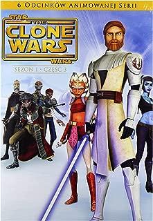 Star Wars: The Clone Wars Season 1 episodes 11-16 [DVD] (English audio. English subtitles)