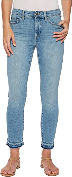 Premier Straight Crop Jeans