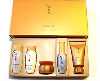 Sulwhasoo Concentrated Ginseng Renewing Sample Kit (5 Items) Travel Set