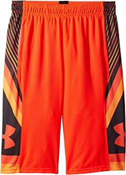 Under Armour Kids - Space The Floor Shorts (Big Kids)