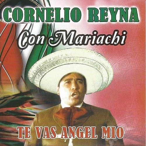 No Te Enojes Conmigo By Cornelio Reyna Con Mariachi On Amazon Music