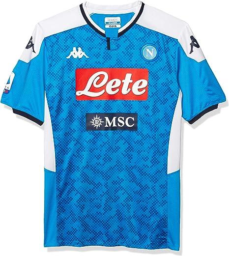 Adulto SSC NAPOLI Lozano Home 2019/2020 Maglia Gara Unisex T-shirt ...