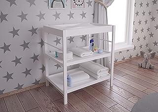 comprar comparacion Polini Kids Vestidor cambiador blanco para bebé 3049-04