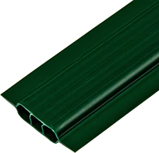 Maximum Privacy SoliTube Slats for Chain Link Fencing (6-ft, Green)