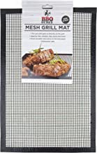 BBQ Butler Grill Mat - Mesh Non-Stick Grill Mat - Perfect For Smokers -Traeger, Green Egg, Kamodo - One Mat
