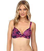 Tommy Bahama - Jacobean Floral Full Cup Bra Top