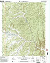 YellowMaps Canada Ojitos NM topo map, 1:24000 Scale, 7.5 X 7.5 Minute, Historical, 2002, Updated 2003, 27 x 22 in
