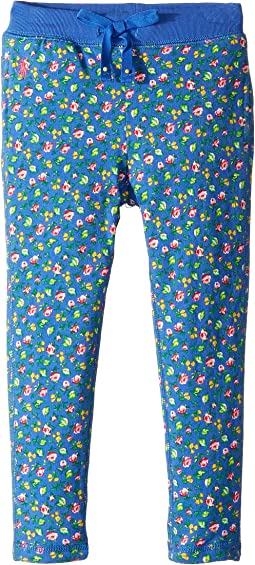 Atlantic Terry Floral Pants (Toddler)