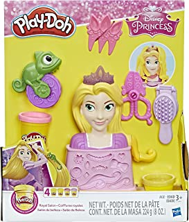 PLAY-DOH C1044EU40 Disney Princess Rapunzel Royal Salon