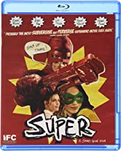 Super (Blu-ray Special Edition with Exclusive Bonus Features DVD)
