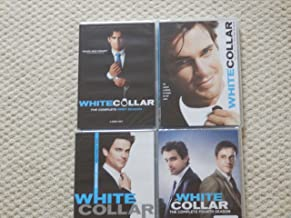 White Collar: Seasons 1-4