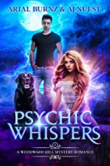 Psychic Whispers: Psychic Mystery Romance (Woodward Hill Mystery Romance Book 1) Kindle Edition