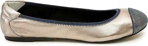 Cocorse Chaussures Pliantes Pliantes - Harrow Chausson Ballerine Cuir Femmes
