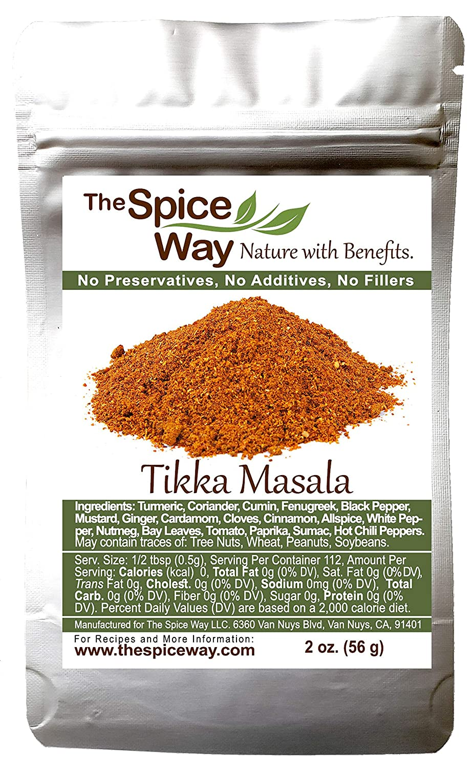 The Spice sale Way Tikka Masala - An Indian 2 Meat. for Denver Mall Mix Seasoning