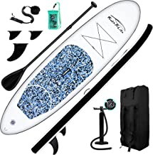 Sponsored Ad – FEATH-R-LITE Stand Up Paddle Board 10'x30''x6'' Ultra-Light (16.7lbs) ISUP with Inflatable Paddleboard Acce...